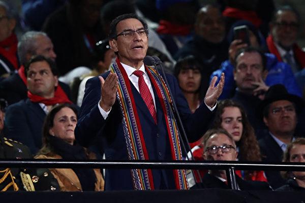 涉阻5萬美元政府合同調查 祕魯總統面臨彈劾