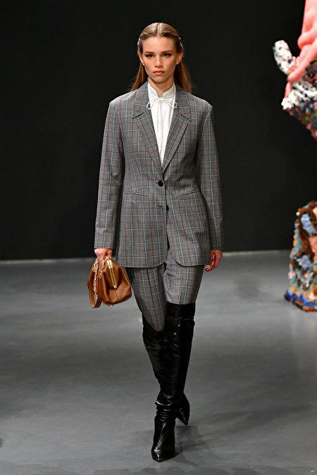 Tory Burch于2020年纽约时装周。 (Slaven Vlasic/Getty Images )