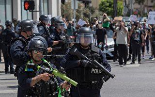 圣荷西市议会通过决议 警方可继续使用橡胶子弹