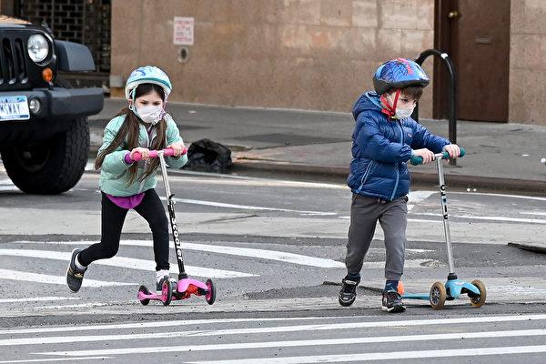 马州无9岁以下儿童因中共病毒死亡