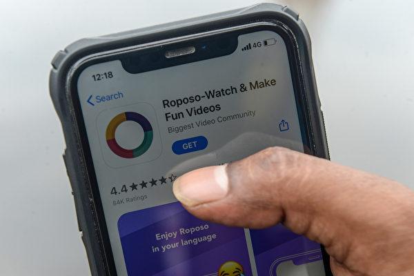 印度政府近日再宣佈禁用118款中國APP,對於中國手機品牌在印度市佔率產生影響。(ARUN SANKAR/AFP via Getty Images)