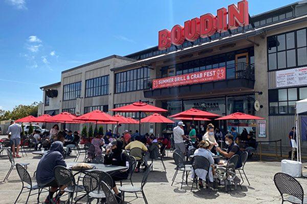 舊金山週四將允許戶外用餐及個人服務商業