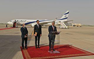 組圖:以色列首航「和平」班機飛抵阿聯酋