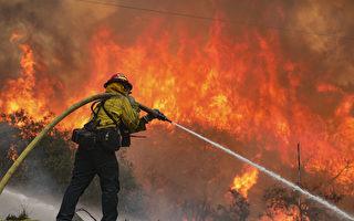 塞拉國家森林大火 直升機緊急撤離200餘人