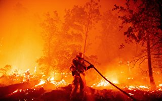 加州Creek Fire火势迅猛难控  居民紧急撤离