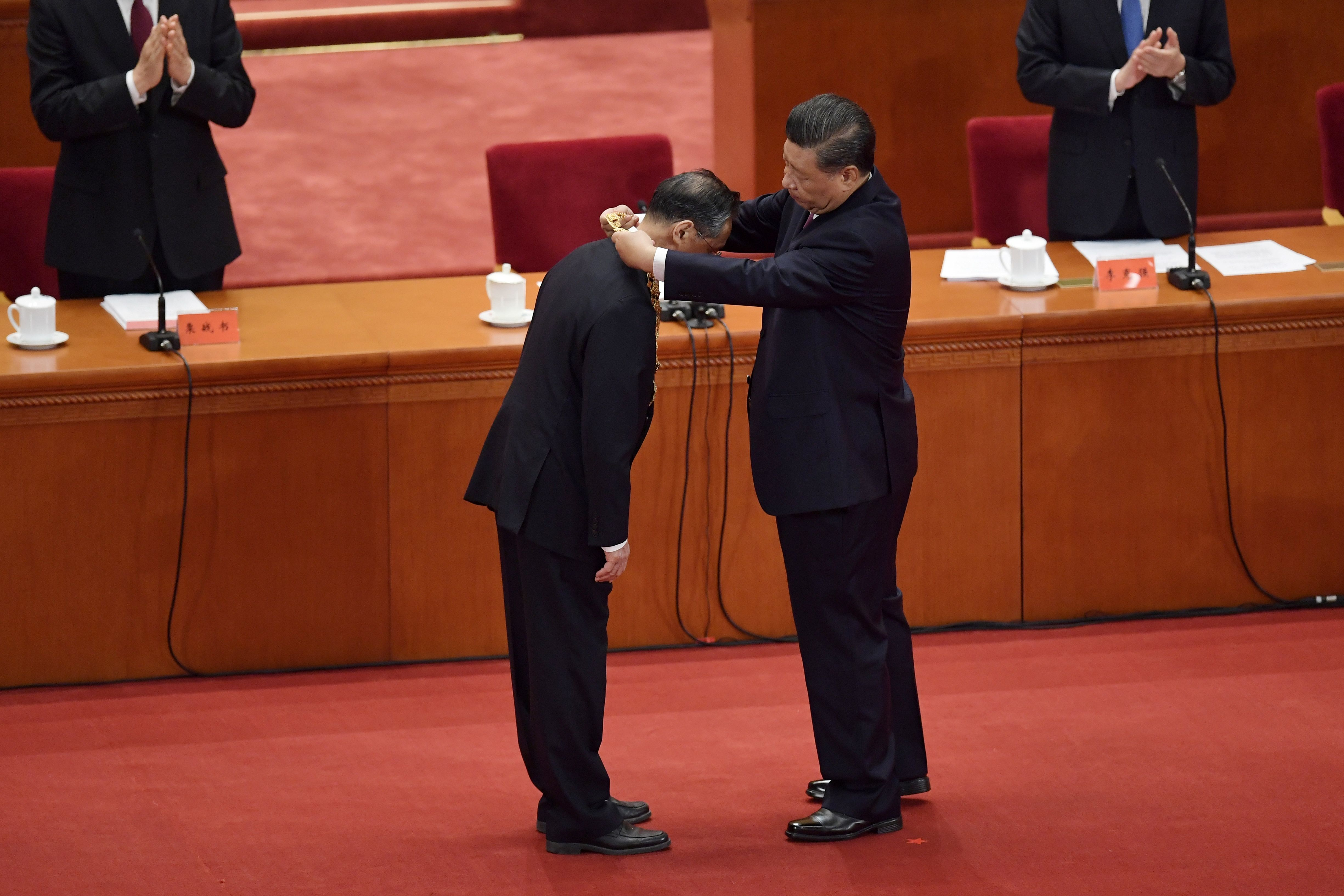 周曉輝:北京上演表彰鬧劇 特朗普追責要出重手