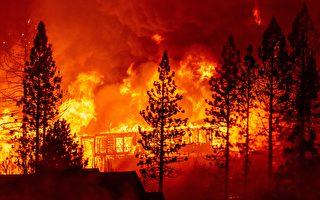 高溫及大風 加州野火帶來前所未有災難