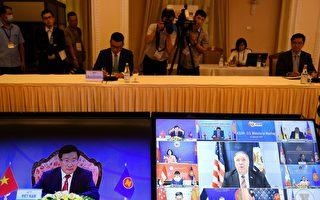 楊威:美中外交戰頻繁爭奪 勝負已明