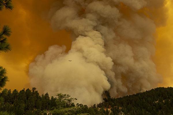 南加本周刮风迎热浪 消防员警惕野火扩大