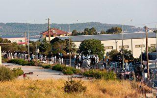 希臘海島難民營縱火案 重燃歐洲難民話題