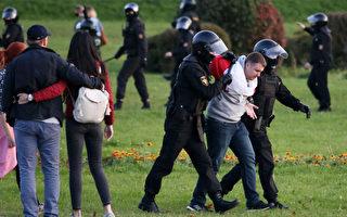 卢卡申科偷偷宣誓就职 美国欧盟拒绝承认