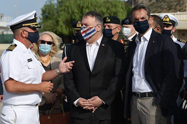 美国希腊强化军事合作 维系地中海和平稳定