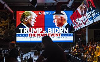 「最棒口譯」 新唐人直播大選辯論獲讚多