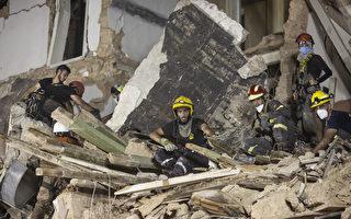 贝鲁特爆炸满月 救援队废墟中测到微弱呼吸