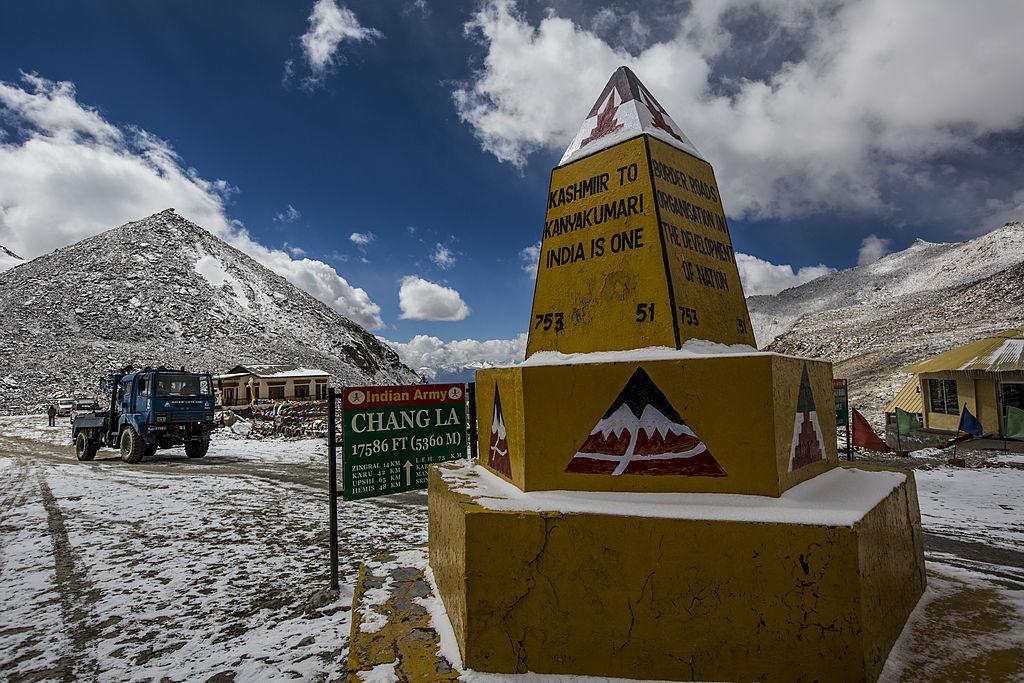 中印邊界對峙 白宮官員:美明確支持印度