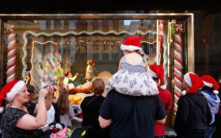 受疫情影响 Myer取消圣诞橱窗