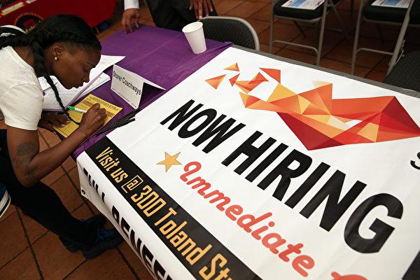 灣區就業市場反彈 職位競爭率下降