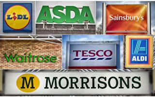 英國超市價格戰開始 ASDA、Morrisons減價