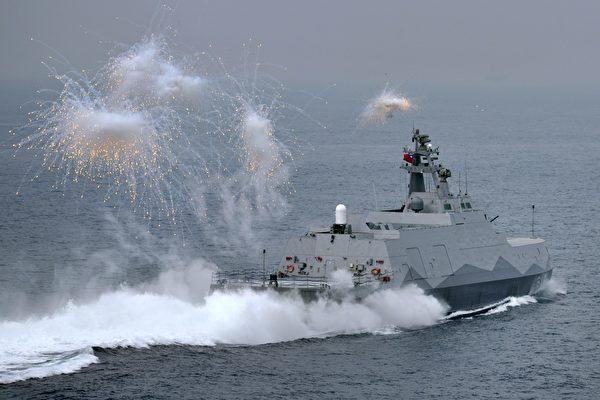 陆媒称共军24小时内可登陆台湾 遭美媒打脸
