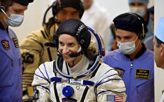 天外飞来选票 美国女宇航员将从太空投票
