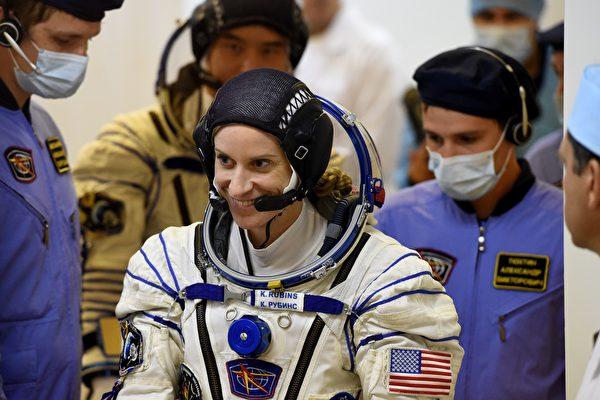 天外飛來選票 美國女宇航員將從太空投票
