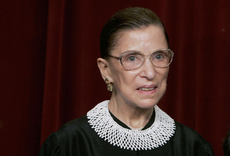 【快訊】美最高法院大法官金斯伯格去世