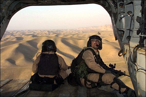 美阿富汗撤兵 专家:重点对抗中共