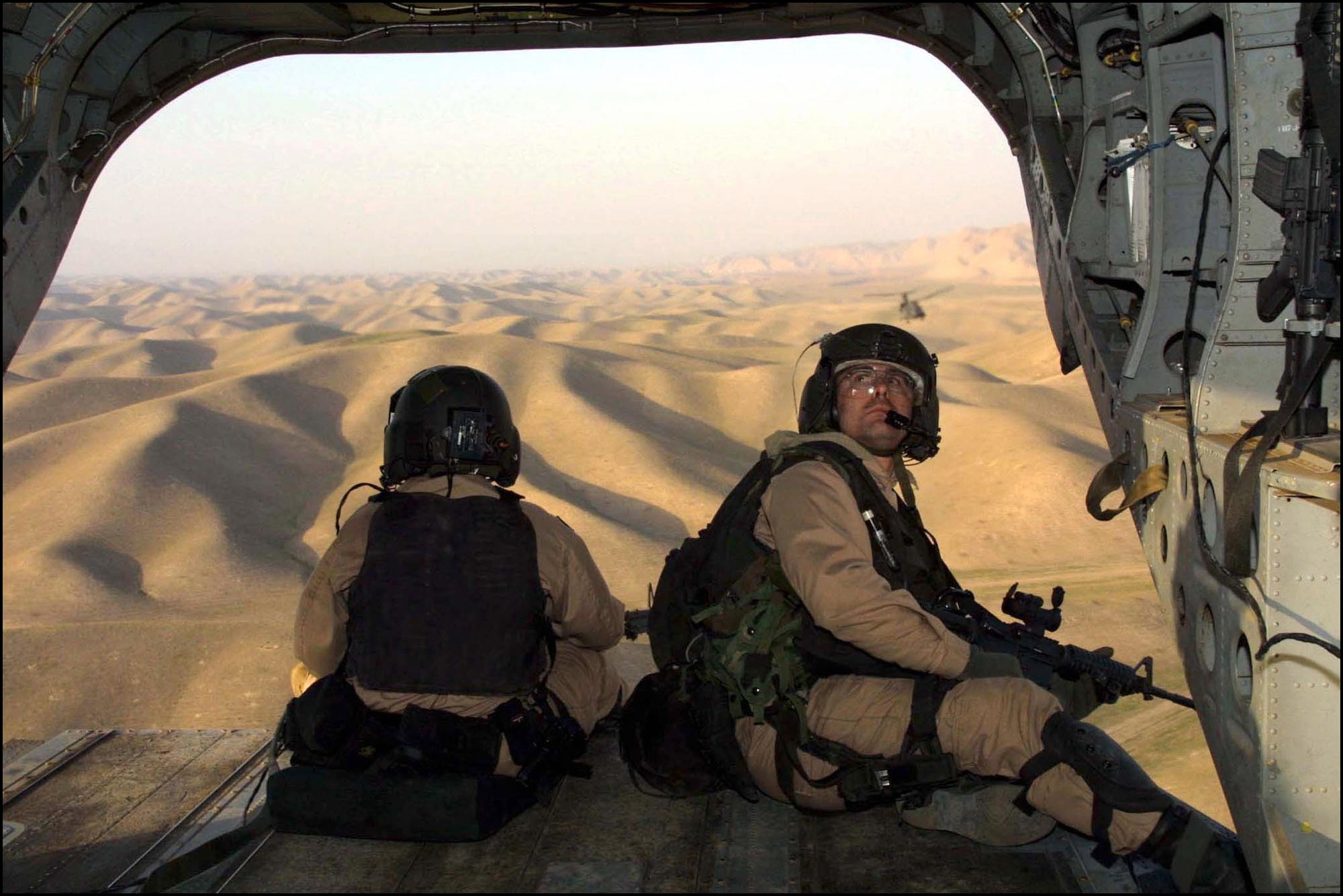 在印太地區 美陸軍特種部隊能扮演何種角色
