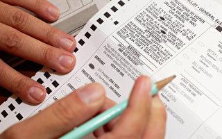 新澤西大選選票 將大麻合法化納入公投