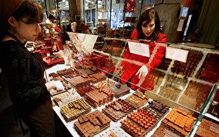 美疫情期巧克力销量连升5个月 高档品最抢手
