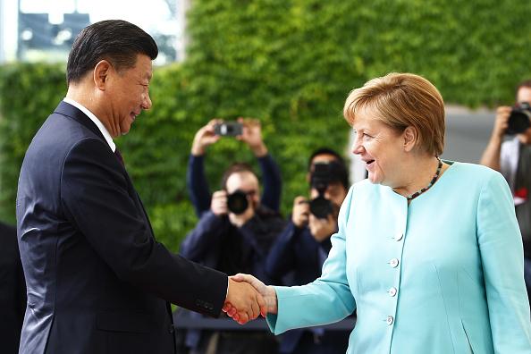 中歐峰會前 德國務部長罕見狠批中共政府