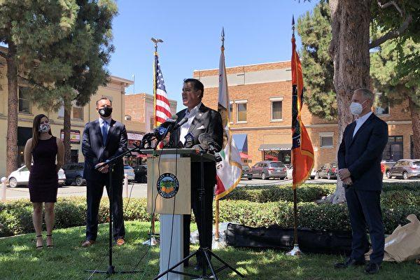 現在,開放全加州!橙縣官員籲聯署撐復工