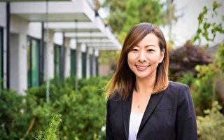 陈苇蓁再获NDP提名 竞选本拿比省议员