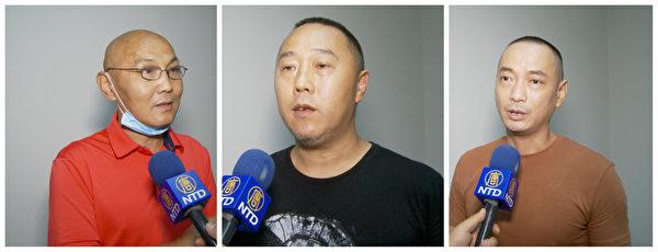 洛杉磯華人推「淨空」活動 摘除華埠五星旗