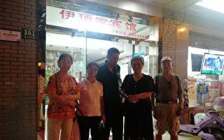 上海警察稱「訪民是要關的」令訪民錯愕