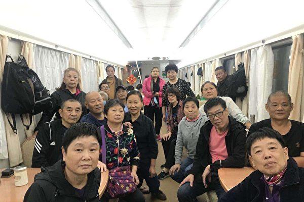 十一臨近 上海訪民北京公交車上被攔截