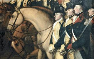 華盛頓將軍系列故事:三個年輕人
