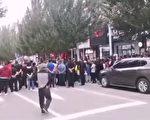 拒绝中共灭绝文化 内蒙古1.8万民众联名抗议
