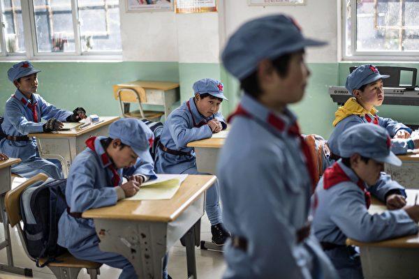 袁斌:愚民洗腦,中共豈能代表中國人民