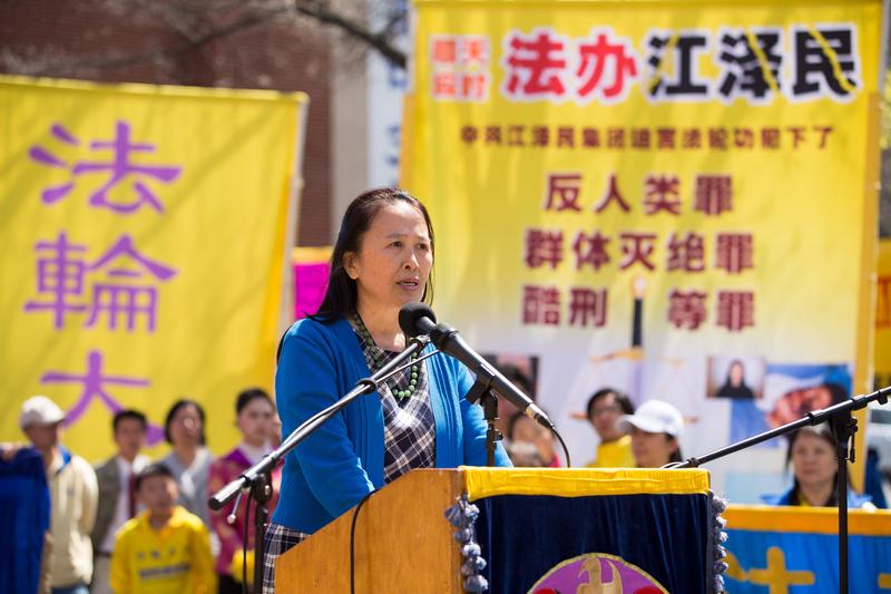 中共黨員到美被遣返 退黨中心:儘快退黨