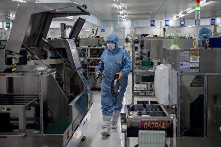 半導體產業是美中攻防的重點產業,牽動各國經濟與國際局勢