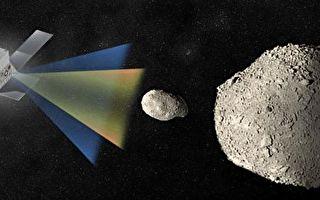 NASA将发射探测器 近距离观测双体小行星