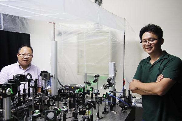 未來手機有顯微鏡功能 台大學技術登國際期刊