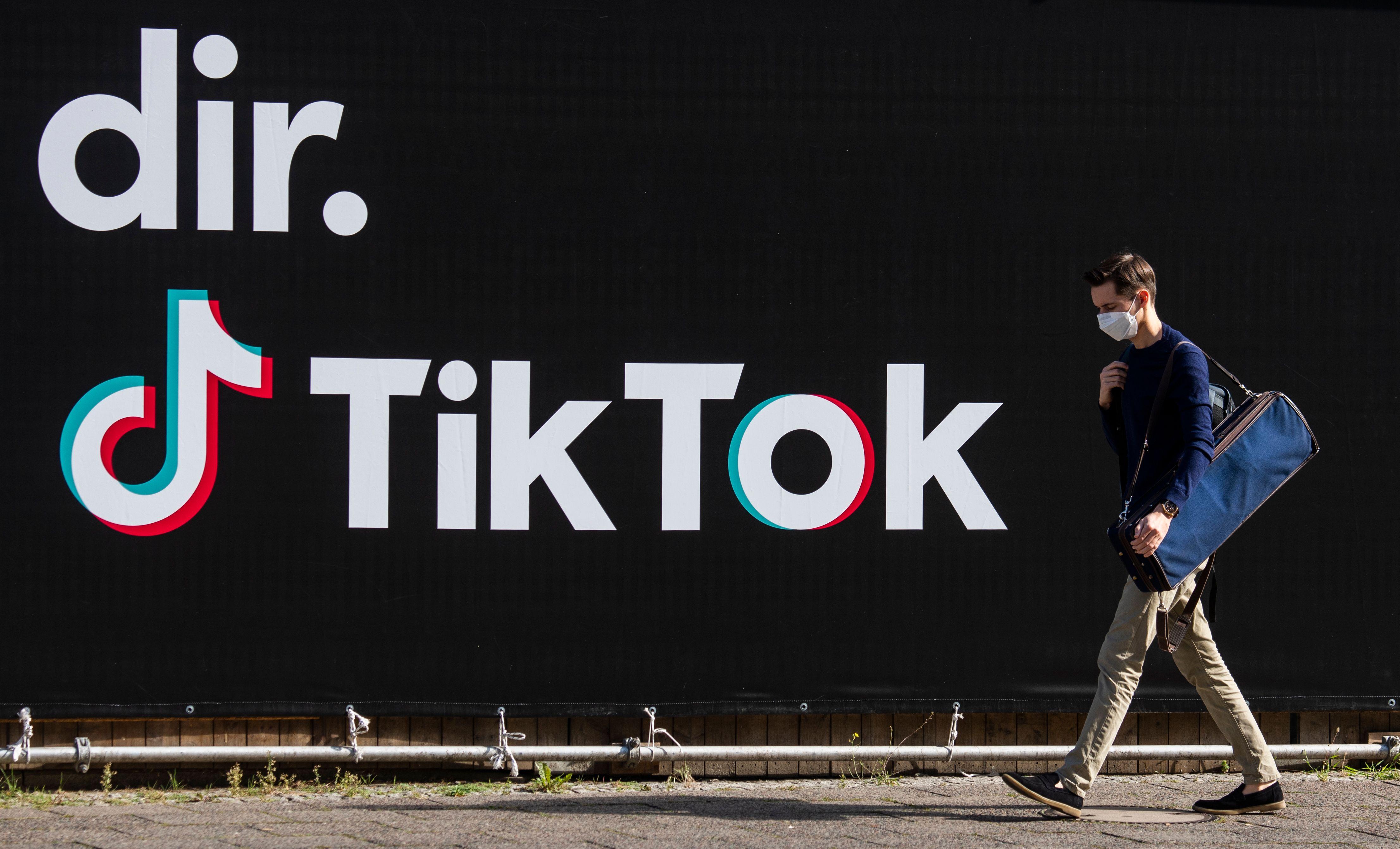 美聯邦法官暫時中止特朗普TikTok禁令
