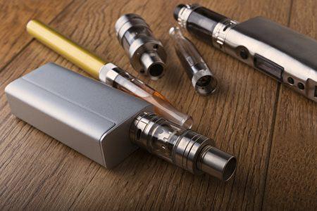 研究:电子烟并非戒烟更好的选择