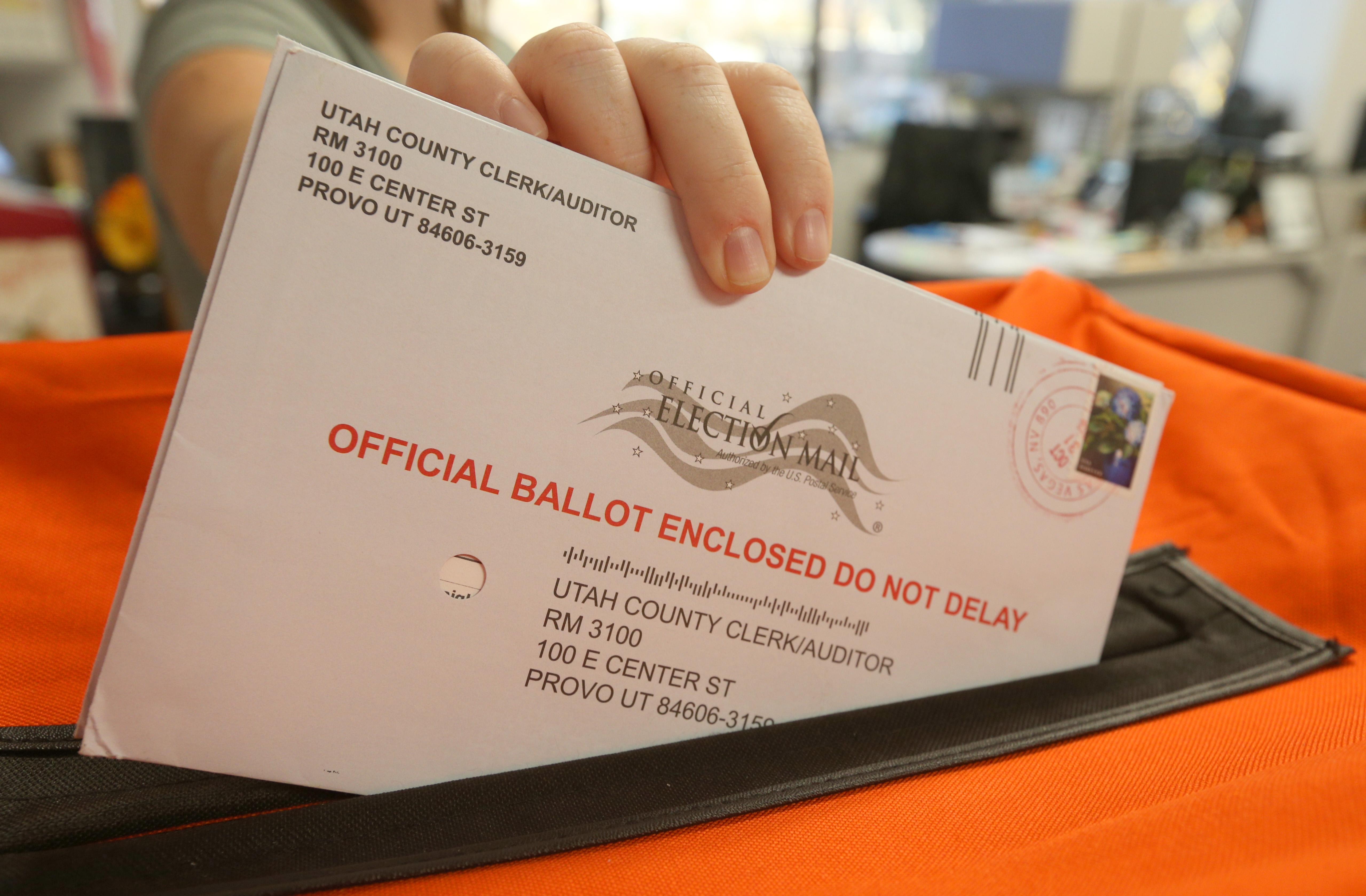 美邮政总局:已经准备好应对邮寄投票