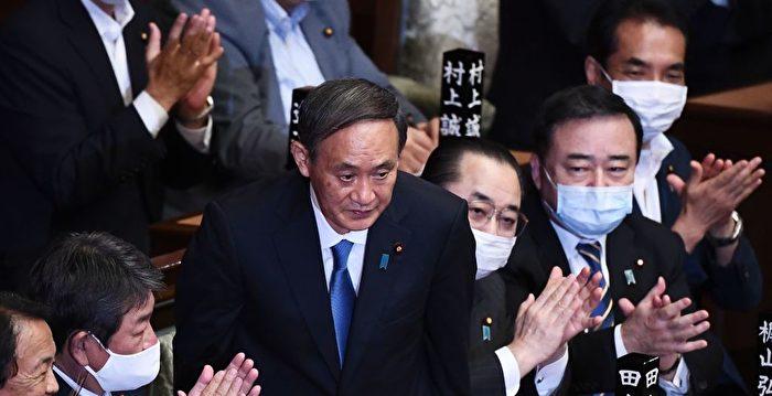 菅義偉就任首相 台外交部:對台立場友好