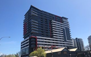 試圖爬入臨近陽台 阿市男公寓18樓墜落身亡