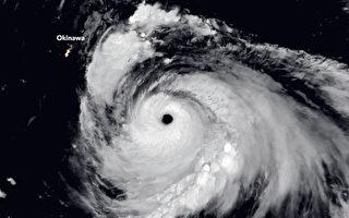 """""""海神""""迫八百万人疏散 或成日本史上最强台风"""