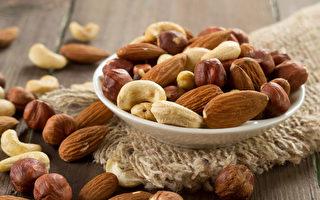 坚果等高脂肪食物 让营养素吸收增至10倍